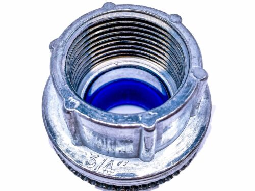 """Pack of  50 lot WATER TIGHT HUB with insulated throat 3//4/"""""""