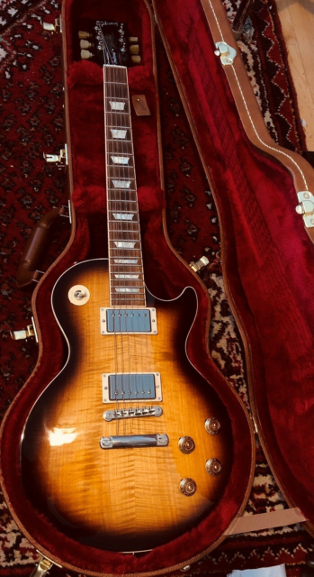 Elguitar, Gibson Traditional, Helt Ny Original US Les Paul…