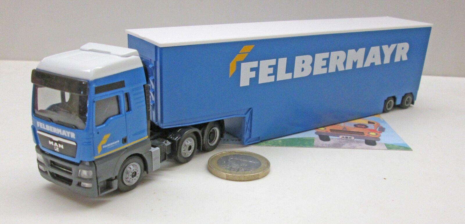 FM1461,     MAN TGX  XXL  ,   Tiefbett Sattelzug       Felbermayr   | Sorgfältig ausgewählte Materialien  cdd778