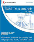 Excel Data Analysis: Your Visual Blueprint for Creating and Analyzing Data, Charts and PivotTables by Denise Etheridge (Paperback, 2010)