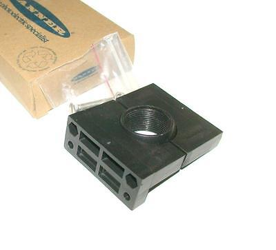 Banner SMB30S Swivel Sensor Mounting Bracket BLK 33204