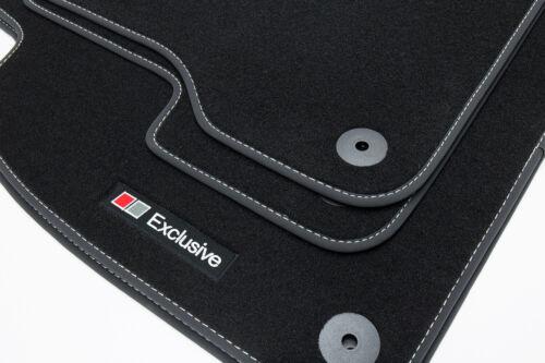 06//2017 Exclusive Line Fußmatten für VW Arteon Elegance R-Line 4Motion ab Bj