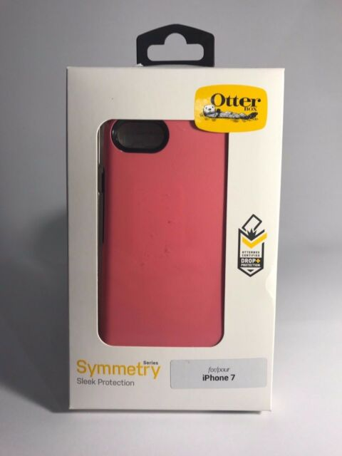 more photos 9a312 8491a New Otterbox Symmetry Salt Water Taffy Pink Case for iPhone 8 / 7