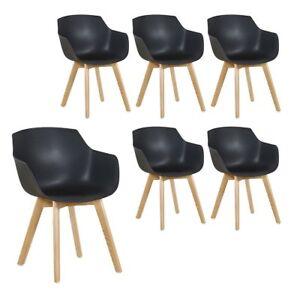 Pack-de-2-4-6-Silla-de-comedor-Estilo-Nordico-Silla-Escandinava-con-las-piernas