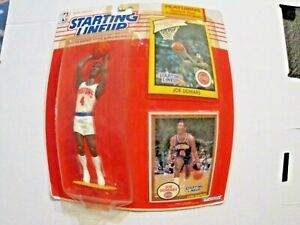 1990 Starting Lineup  Basketball Figure  Joe Dumars Detroit Pistons