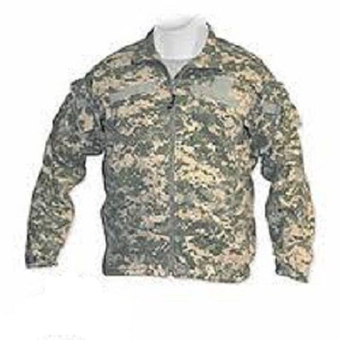 US Army ECWCS GenIII Level 4 ACU UCP Windshirt Jacke Outdoor MR Medium Regular