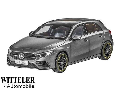 Mercedes Benz A-Klasse W177 designo mountaingrau magno, 1 18 B6960428