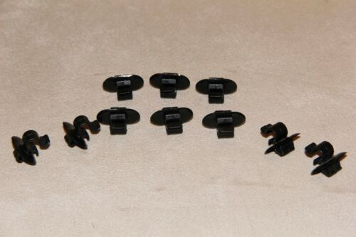 6-7 mm MERCEDES BENZ Cappuccio Cofano FRENO FRIZIONE pipe/&cable Holder clip