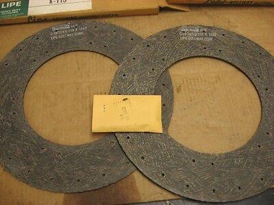 "# Horton 994212 HTS 7.5/"" Friction Facing Lining Kit Masters # 7503 Ref 994321"