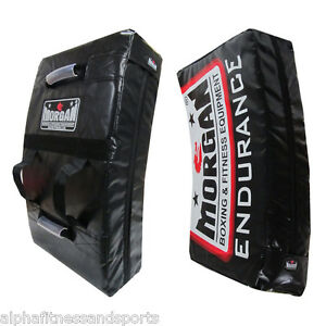 Morgan-Pro-Strike-Shield-XLarge-Boxing-Heavy-Duty-Curved-Kick-MMA-Pad-Training