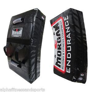 Morgan-Pro-Strike-Shield-XLarge-Boxing-Heavy-Duty-Curved-Kick-MMA-Pad-Training
