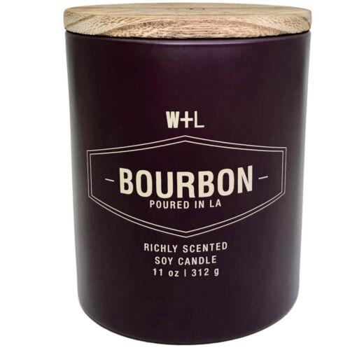 Wolf and Lamb Bourbon Scented Candle