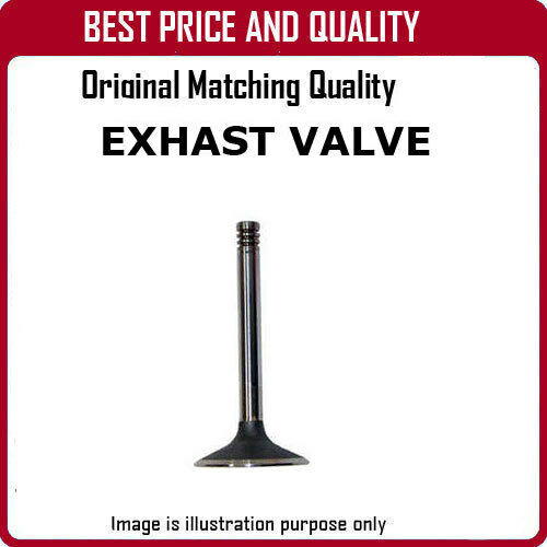 EXHAUST VALVE FOR FORD FOCUS EV3189 OEM QUALITY