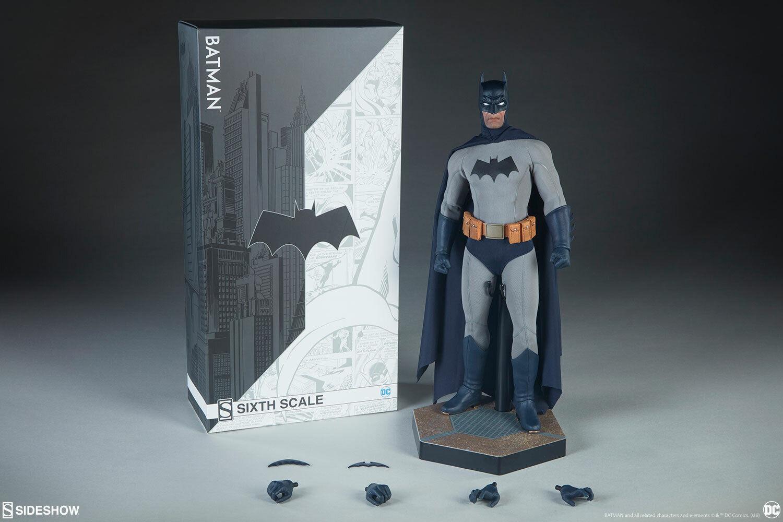 DC Comics Batman The Dark Knight Sixth Scale Acción Figura Sideshow Collectibles