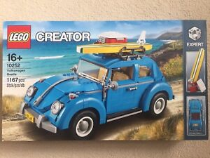 Lego: Volkswagen Beetle (10252) - Jouets - Livraison flambée neuve - Livraison gratuite