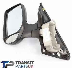 FORD-TRANSIT-MK6-MK7-COMPLETE-DOOR-MIRROR-2000-2014-PASSENGER-LEFT-SIDE-MANUAL
