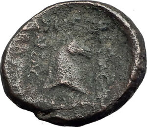 MITHRADATES-II-the-GREAT-123BC-Parthia-Authentic-Ancient-Greek-Coin-HORSE-i63829