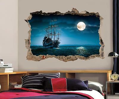Final Fantasy Smashed Wall Decal Graphic Wall Sticker Decor Art Mural Game H437