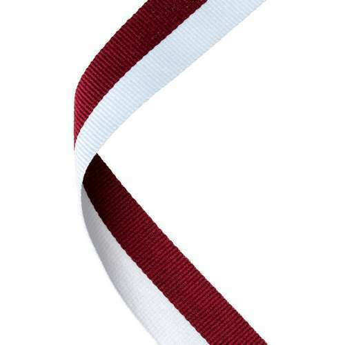 "with metal clip fastening 30/"" long Medal ribbons 50 colour choices 22mm wide"