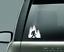 miniature 2 - Big Foot Sasquatch Yeti Decal Sticker Car Truck SUV  Bumper Wall Laptop Tablet