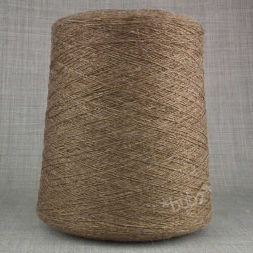 GORGEOUS SOFT ANGORA MERINO WOOL 2//30s MACHINE KNITTING YARN 500g CONE SOCK KNIT