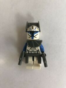 lego star wars captain rex phase 1 minifigure 2008 mint condition | ebay