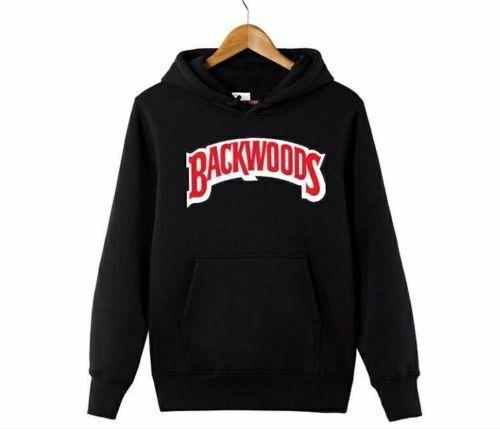 New Arrive Backwoods Logo Sweatshirt Hoodie Unisex Jacket warm Coat Sportswear