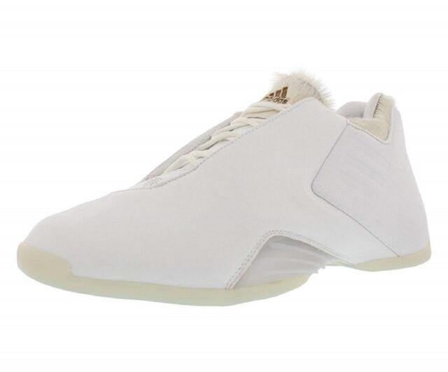 adidas Men s TMAC 3 Aurora Borealis Basketball Shoes Aq7992 White ... 2f57ddb69f