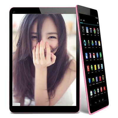 """9"""" Inch Android 4.4.2 KitKat Quad Core Dual Camera Bluetooth WIFI Tablet PC 16GB"""