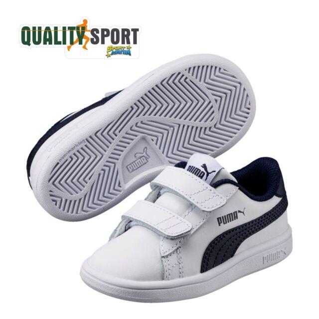 scarpe bianche puma bambino