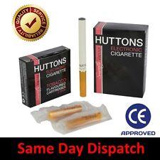 HUTTONS Electronic Cigarette Full Starter Kit Vaporiser Ciga like Cartridge USB