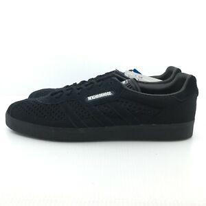 the latest 2b429 296ee Adidas Mens Gazelle NBHD NEIGHBORHOOD Black DA8836 | eBay