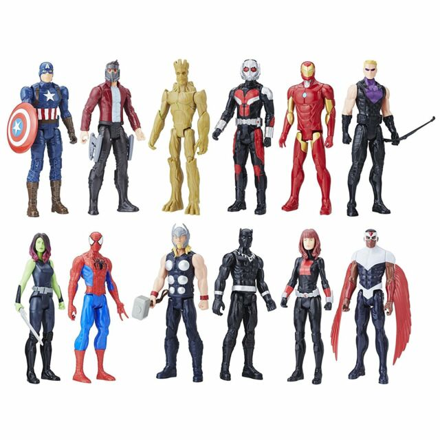 Marvel Titan Hero Series Figure 12-Pack
