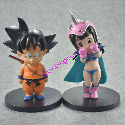 PVC Painted Finished Figure 19cm NO BOX Anime Dragon Ball Girls Bullmoor Army