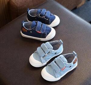 Canvas Children Shoes Boys Sneakers