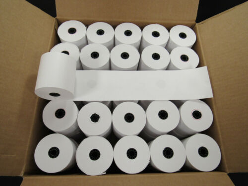 100 NEW ROLLS *FREE SHIPPING NON-THERMAL PoS PAPER STAR SP700 3 x