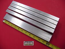 5 Pieces 34x 1 12x 18 Wall Aluminum Rectangle Tube 6063 T52 X 12 Long
