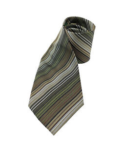 60eb74d3426e David Taylor Collection, Men's Neck Tie, Multi Color Striped, | eBay