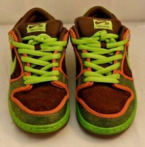 premium selection 5742d eda1d Details about Nike SB Dunk Low Pro Zoom Air De La Soul Mens Size 9.5 US  789841-332 - A1