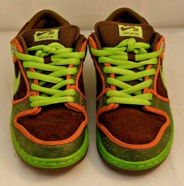 separation shoes 0a08e 8ad3b Nike SB Dunk Low Pro Zoom Air De La Soul Mens Size 9.5 US 789841-332 - A1