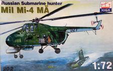 MIL mi-4 migliorata Russian Submarine Hunter 1:72 toga 202 anti-U-Boot ELICOTTERO HELI