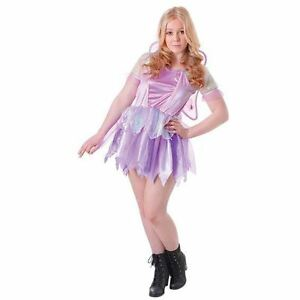 Image is loading TEEN-FANTASY-FAIRY-TEENAGE-LADIES-FANCY-DRESS-COSTUME  sc 1 st  eBay & TEEN FANTASY FAIRY TEENAGE LADIES FANCY DRESS COSTUME | eBay