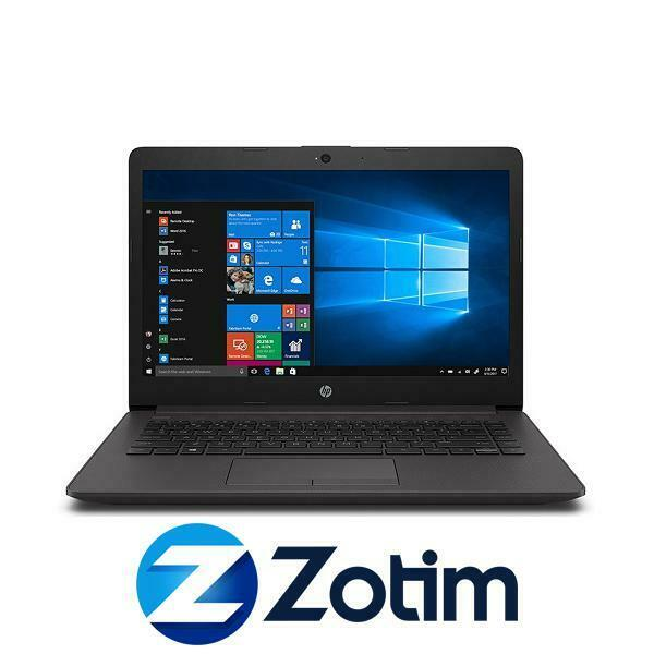 """HP 3N480PA, 245 G7, 14"""" HD, A4-9125, 8GB,, 256GB SSD, Win 10 Home"""
