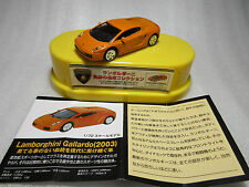 Lamborghini Gallardo 2003 1:72 Scale Diecast Model Car Lawson NIB