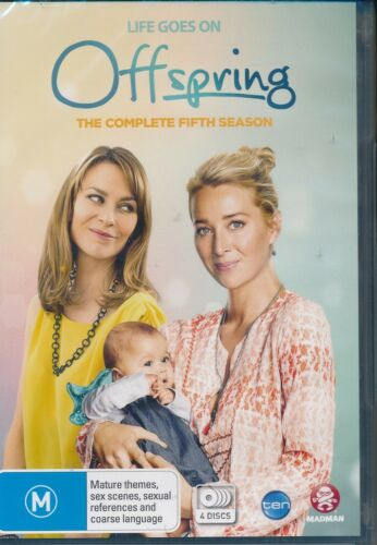 1 of 1 - Offspring The Complete Fifth Season 5 Five DVD NEW 4-disc All Region