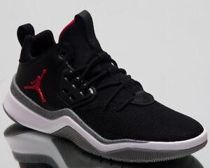 6e8cba77883 Image is loading Jordan-DNA-Sneakers-Black-University-Red-2018-Lifestyle-