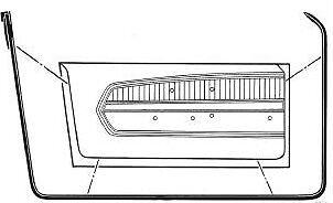 Mustang Rubber Kit Door Screen Trunk Weatherseals Seals 1967 1968 67 68 Fastback