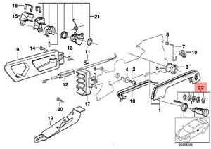 bmw door lock diagram tab foneplanet de \u2022genuine bmw e32 e34 front door  lock cylinder