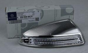 Collection Ici Original Mercedes Benz Classe C W204 S204 Clignotants Miroir Droit W639 2048200821-afficher Le Titre D'origine MatéRiaux De Choix