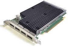 Grafikkarte PNY NVIDIA Quadro NVS 450 512MB Display Port PCIe VCQ450NVS-X16-PB